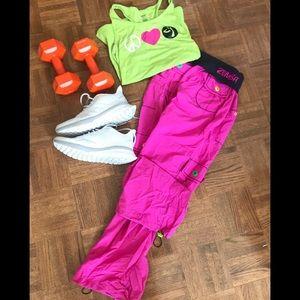 Zumba fitness pants & tank